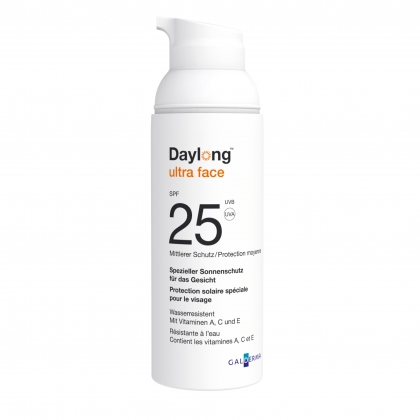 DAYLONG ULTRA FACE SPF 25 LOTION, 50 ml